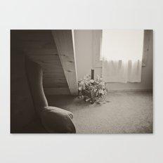 The quiet room Canvas Print