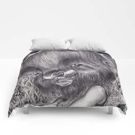 NATURAL: Yue Yue Comforters