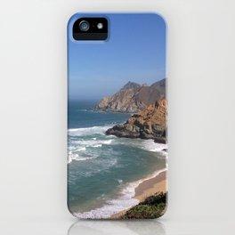 Half Moon Bay  iPhone Case
