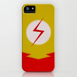Kid Flash iPhone Case