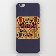 Empirical 'Elements of Truth' Album cover iPhone & iPod Skin