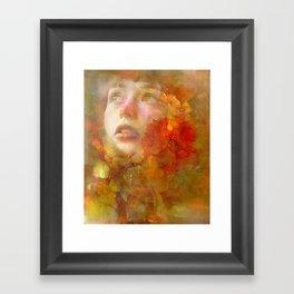 Garden of the Delights Framed Art Print