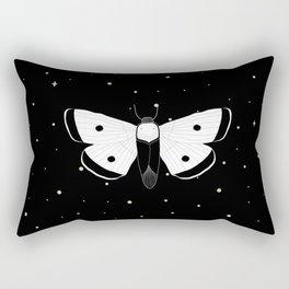 Black field Rectangular Pillow