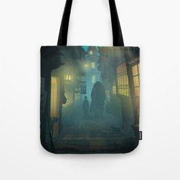 Diagon Alley Tote Bag