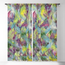 Windy Blackout Curtain