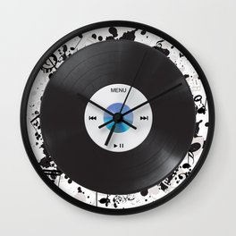 AnalogiTal Wall Clock