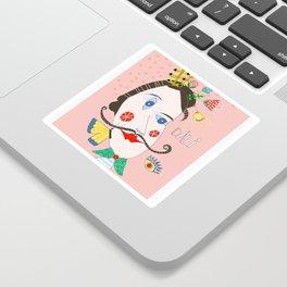 Salvador Dalì Sticker