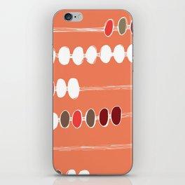 Abacus  iPhone Skin