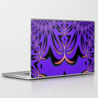 aliens Laptop & iPad Skins featuring Aliens... by Cherie DeBevoise