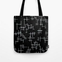 Bird Boy Pattern Tote Bag