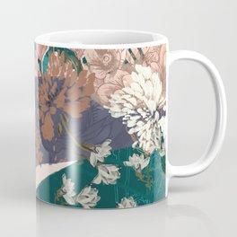 Flower Textures 03 Coffee Mug
