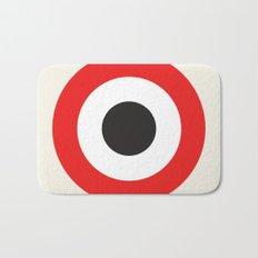 Bullseye Bath Mat