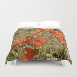 Desert Wildflower - 4 Duvet Cover