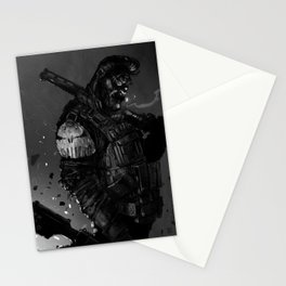Gunner Stationery Cards