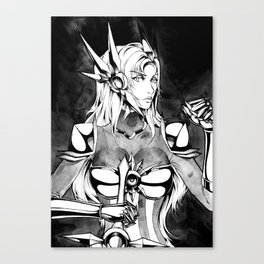 LEONA Canvas Print