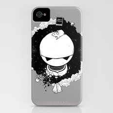 hitchhikers guide to the galaxy  iPhone (4, 4s) Slim Case
