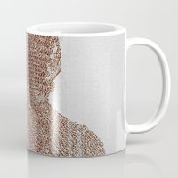 medieval Mugs featuring Medieval by DM Davis