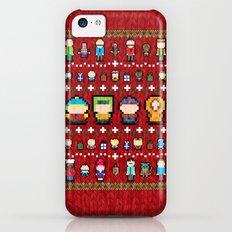 Sweater Park iPhone 5c Slim Case