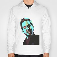 mike wrobel Hoodies featuring Mike Shinoda by Lyre Aloise