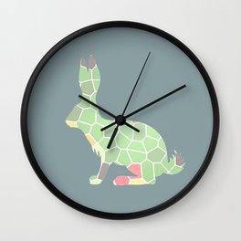 Bunny Pixel Wall Clock