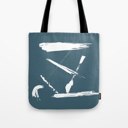 Flotsam and Jetsam Tote Bag