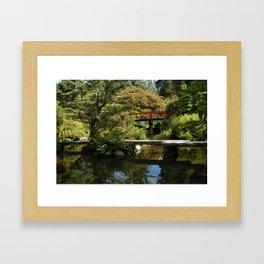 bridges Framed Art Print