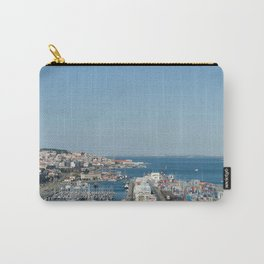 Port of Lisbon, Portugal Carry-All Pouch
