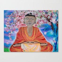 Awaiting Peace Canvas Print