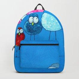 Love Birds 2 Backpack