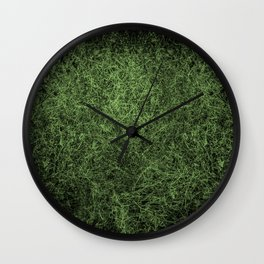 Back to my roots Wall Clock