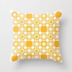 Circle A Throw Pillow