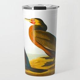 Violet-green Cormorant and Townsend's Cormorant Bird Travel Mug