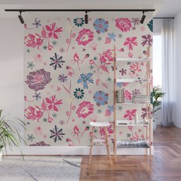 Fragrant Blooms 2 Wall Mural