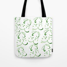 Beauty Love Tote Bag