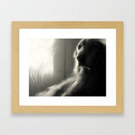 Laya Framed Art Print