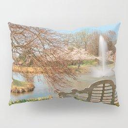 Meadowlark Spring Gardens Pillow Sham