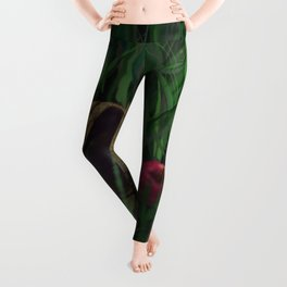 Today's Therapy  DP151125-14 Leggings