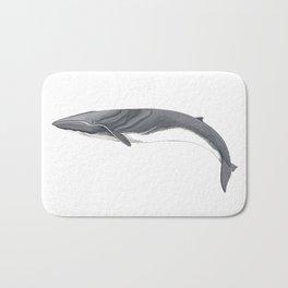 Fin whale Bath Mat