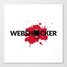 Webshocker Canvas Print