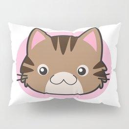 Love Cats: Maine Coon Pillow Sham