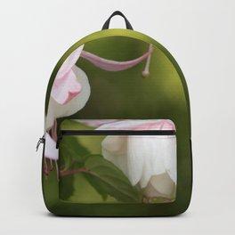 Beautifully Glamorous Fuchsia Flower #decor #society6 #buyart Backpack