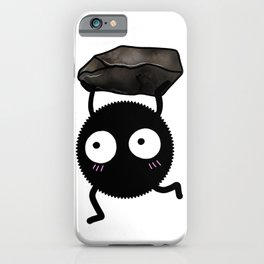 SOOT SPRITE iPhone Case