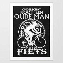 Bicycle Bike Poster Art Print
