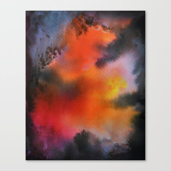 Improvisation 32 Canvas Print