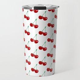 Cherry Skies Travel Mug