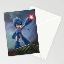 Megaman Stationery Cards
