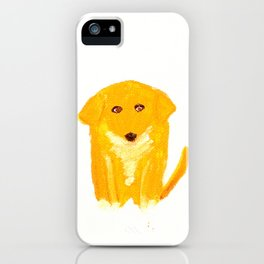 Spats iPhone Case