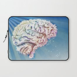 Mind in the Clouds Laptop Sleeve