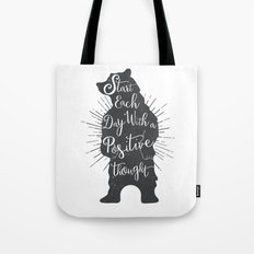 Positive Bear Tote Bag