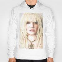 britney Hoodies featuring Britney by LeonieMV